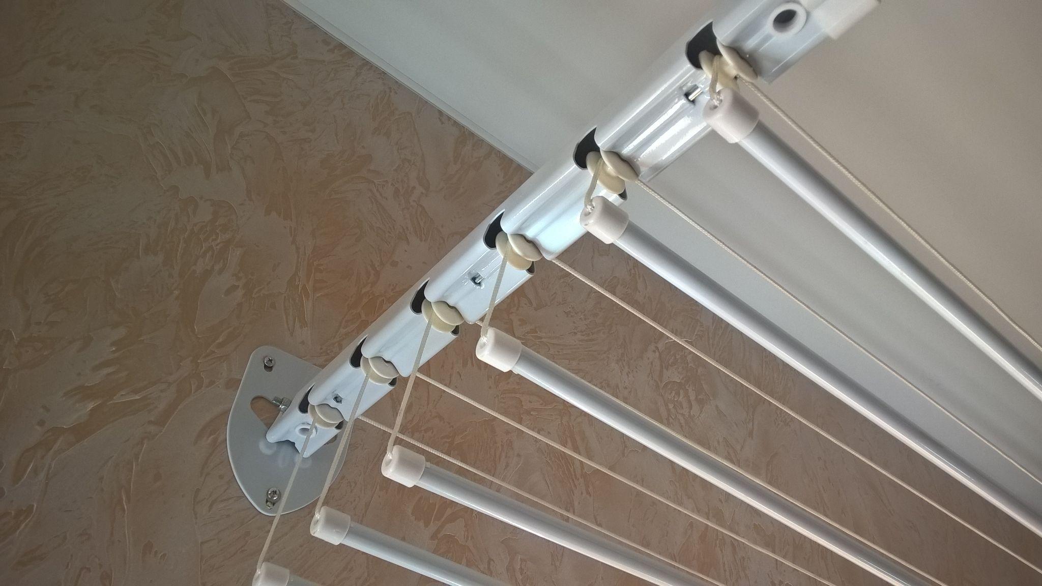 "Сушилки для балконов сушилка потолочная gimi ""lift"" 2,40 м -."
